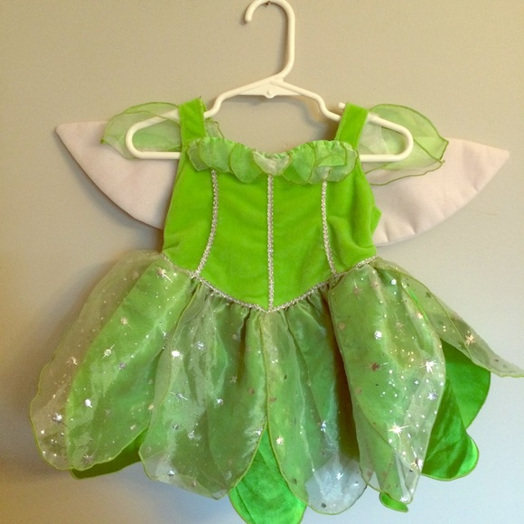 Disney baby Tinkerbell costume 12 months. & Disney Dresses | Baby Tinkerbell Costume 12 Months | Poshmark